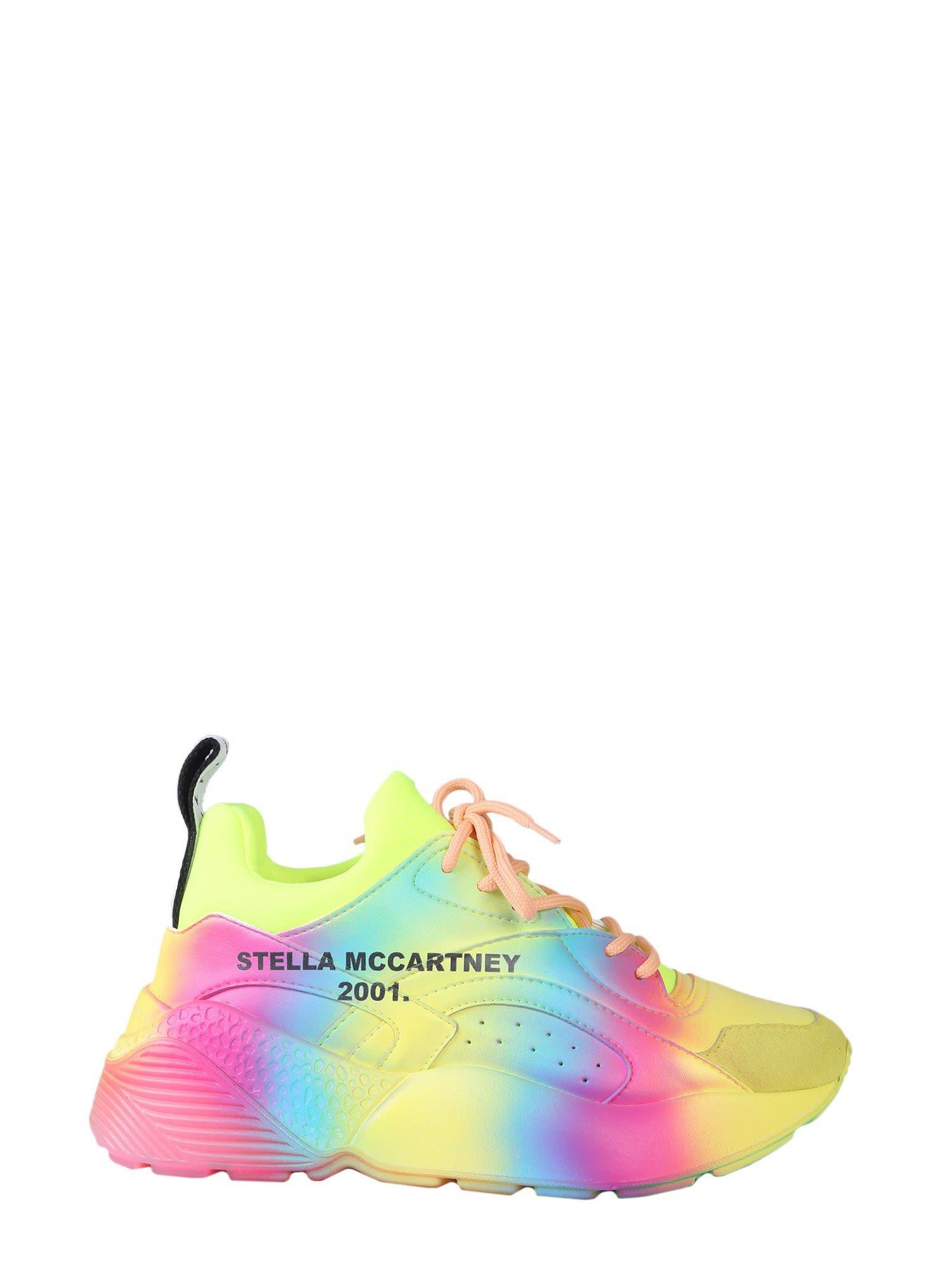 Stella McCartney Eclypse Rainbow Sneakers