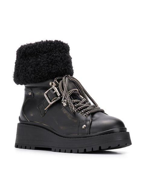 Miu Miu Cargo Ankle Boots - Farfetch