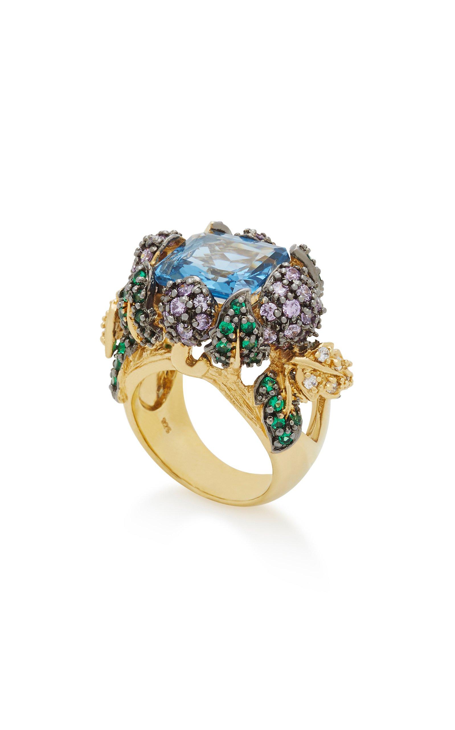 Blueberry Ring by Anabela Chan | Moda Operandi