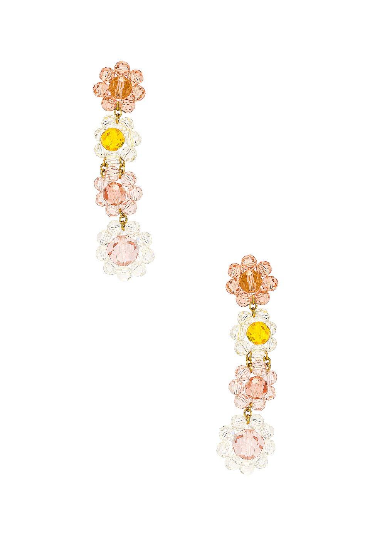 Bouquet Beaded Earrings