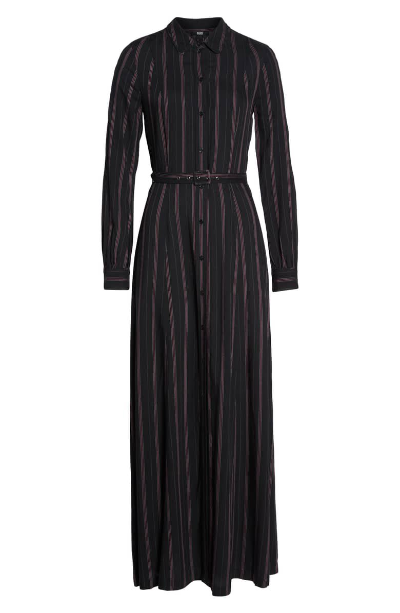 PAIGE Nayven Maxi Dress | Nordstrom
