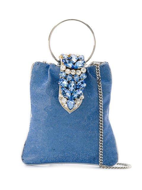 Gedebe Crystal Embellished Tote - Farfetch