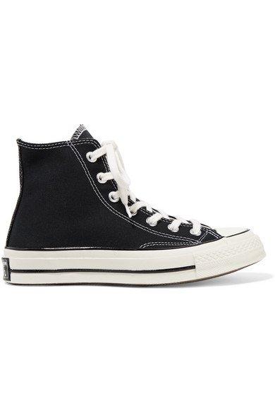 Converse | Chuck Taylor All Star 70 canvas high-top sneakers | NET-A-PORTER.COM