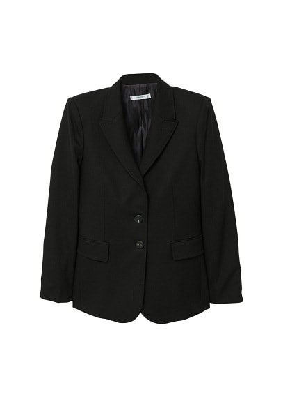 MANGO Structured design blazer