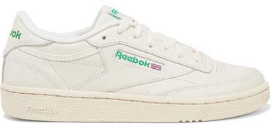 Club C 85 Vintage Leather Sneakers - Off-white