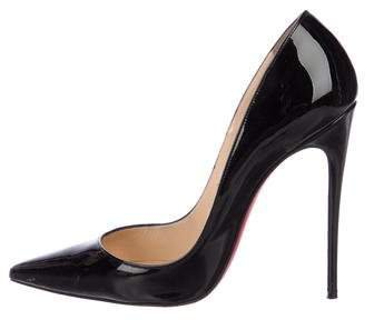 So Kate Patent Leather Pumps