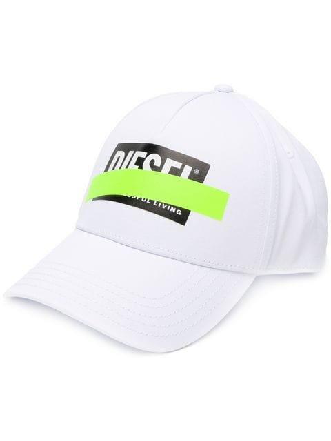 Diesel Ciride Baseball Cap - Farfetch