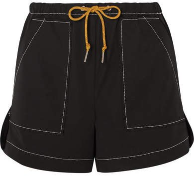 Cinnober Shell Shorts - Black
