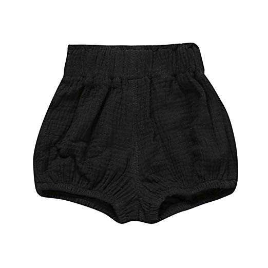 Amazon.com: Birdfly Toddler Baby Basic Bloomers Diaper Cover Infant Boys Girls Bottom Shorts Cotton Clothes: Clothing