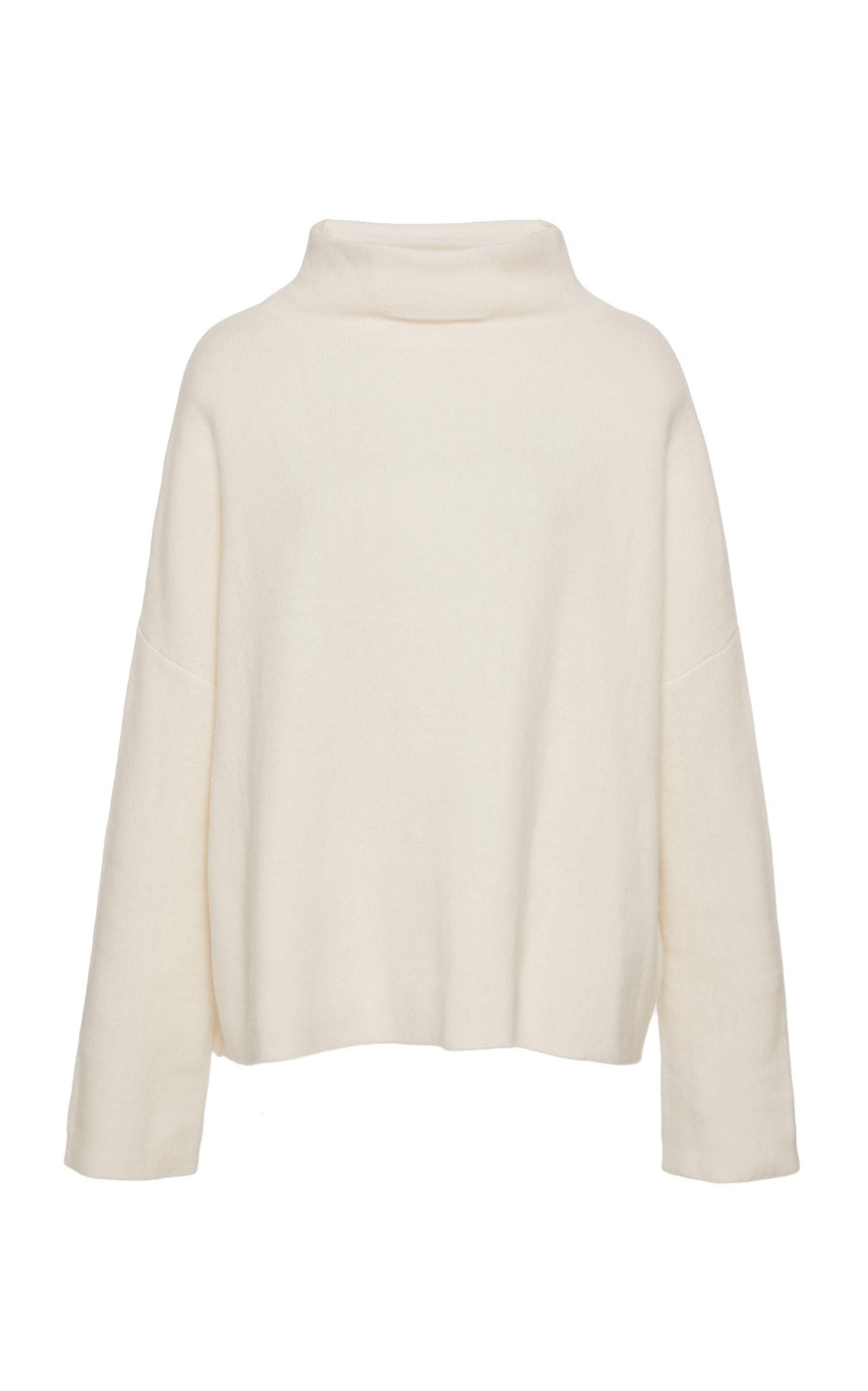 Wool-Cashmere Sweater by Vince | Moda Operandi