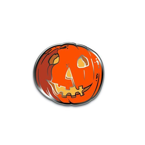 Official Halloween 1978 Jack'O Lantern Pin from Creepy Co - October31st
