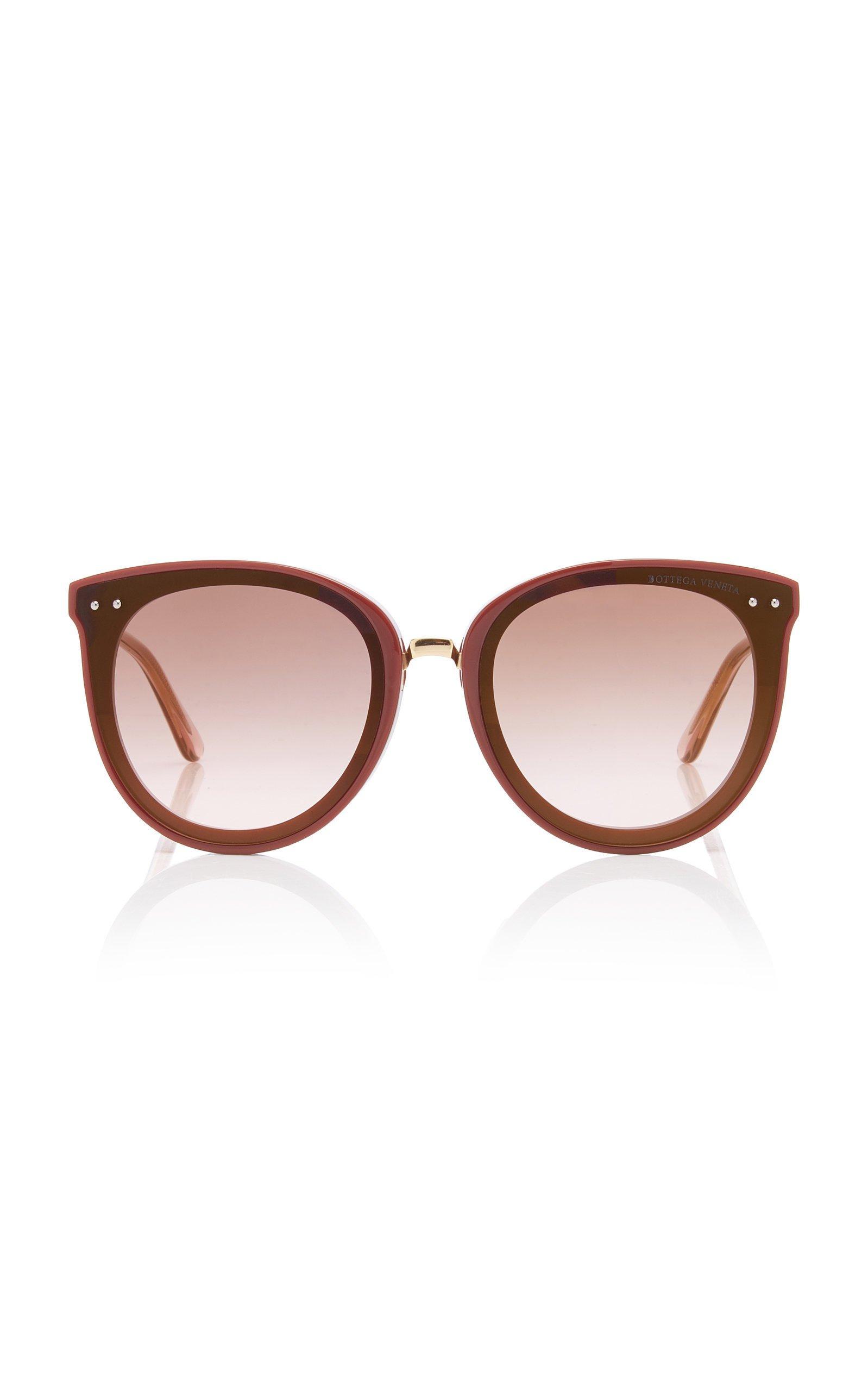 Bottega Veneta Sunglasses Acetate Cat-Eye Sunglasses