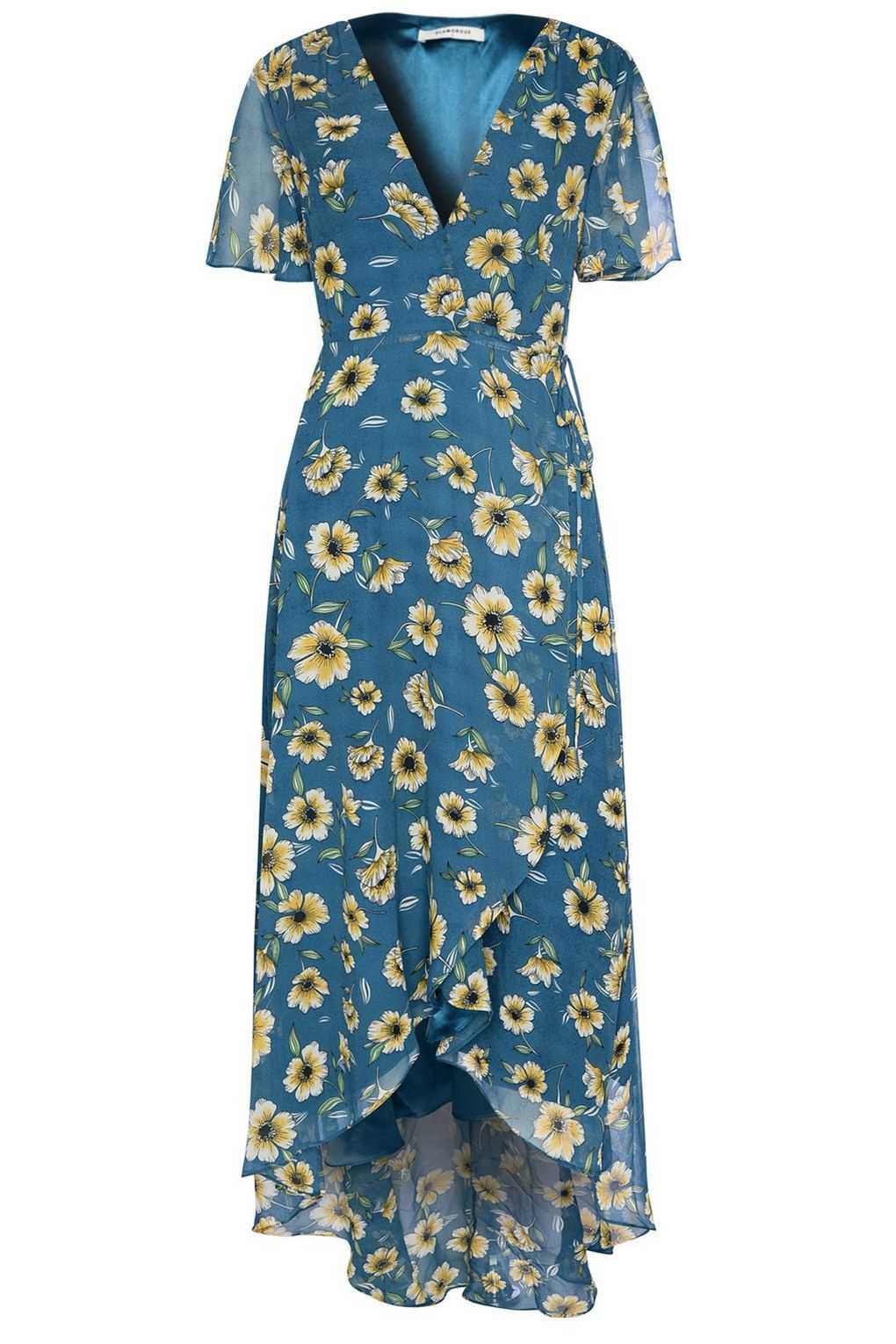 **Floral Maxi Dress by Glamorous - Dresses - Clothing - Topshop