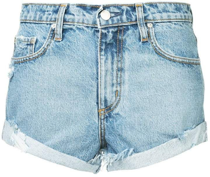 Nobody Denim short shorts