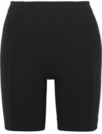 Ninety Percent - Stretch-jersey Shorts - Black