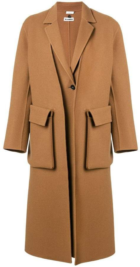 double layer coat