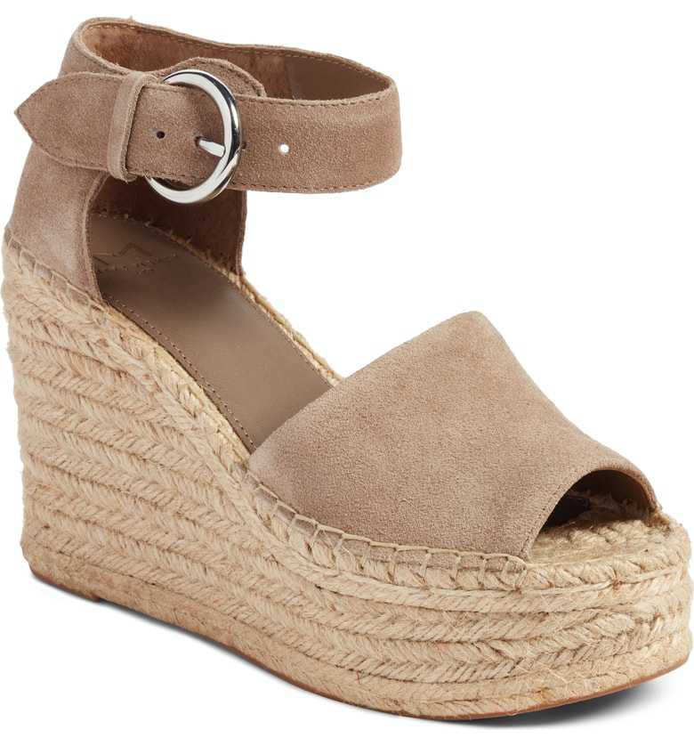 Marc Fisher LTD Alida Espadrille Platform Wedge (Women) | Nordstrom