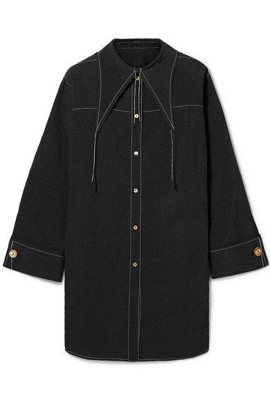REJINA PYO | Harper reversible woven tunic | NET-A-PORTER.COM