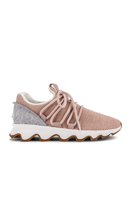 Kinetic Lace Gradient Sneaker
