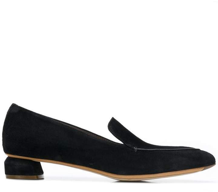 Sauvanne pointed loafers