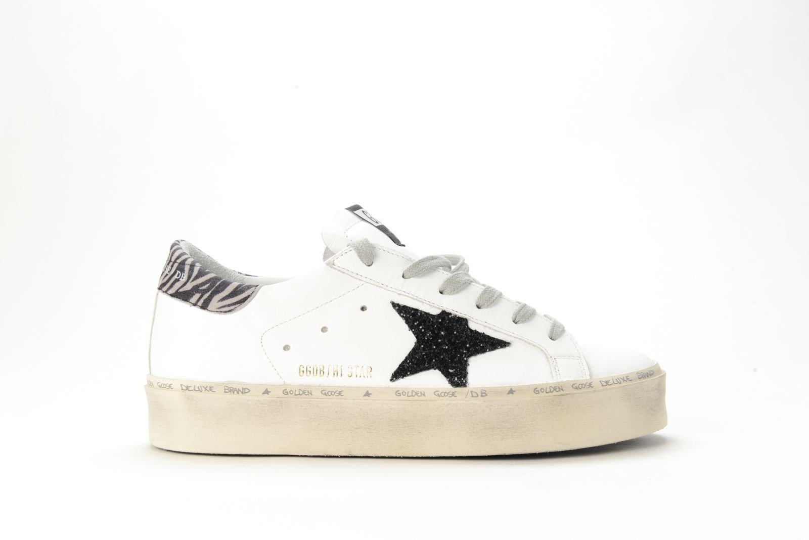 Golden Goose Deluxe Brand Hi Star Sneakers