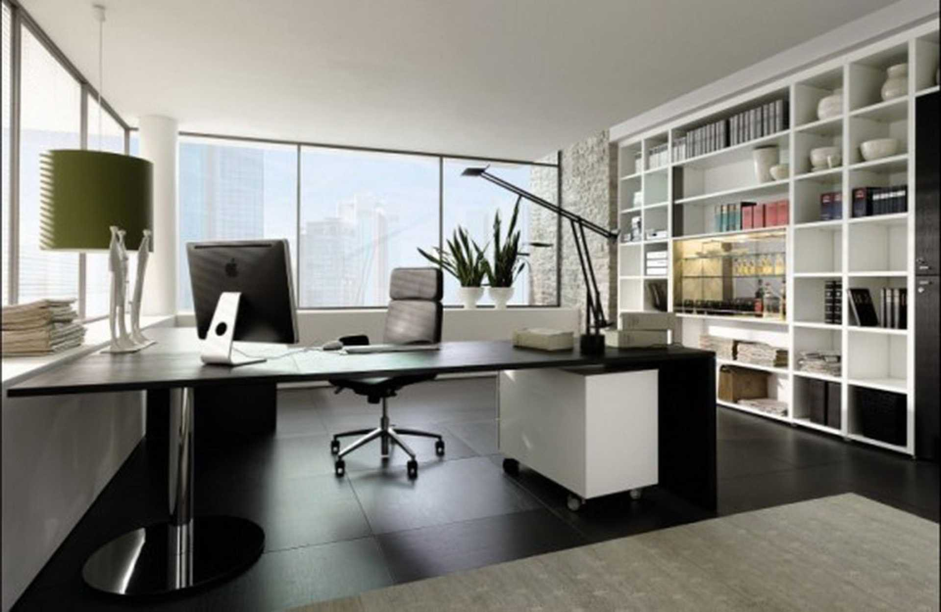 Amazing of Extraordinary Home Office Design Ideas Interio #5141