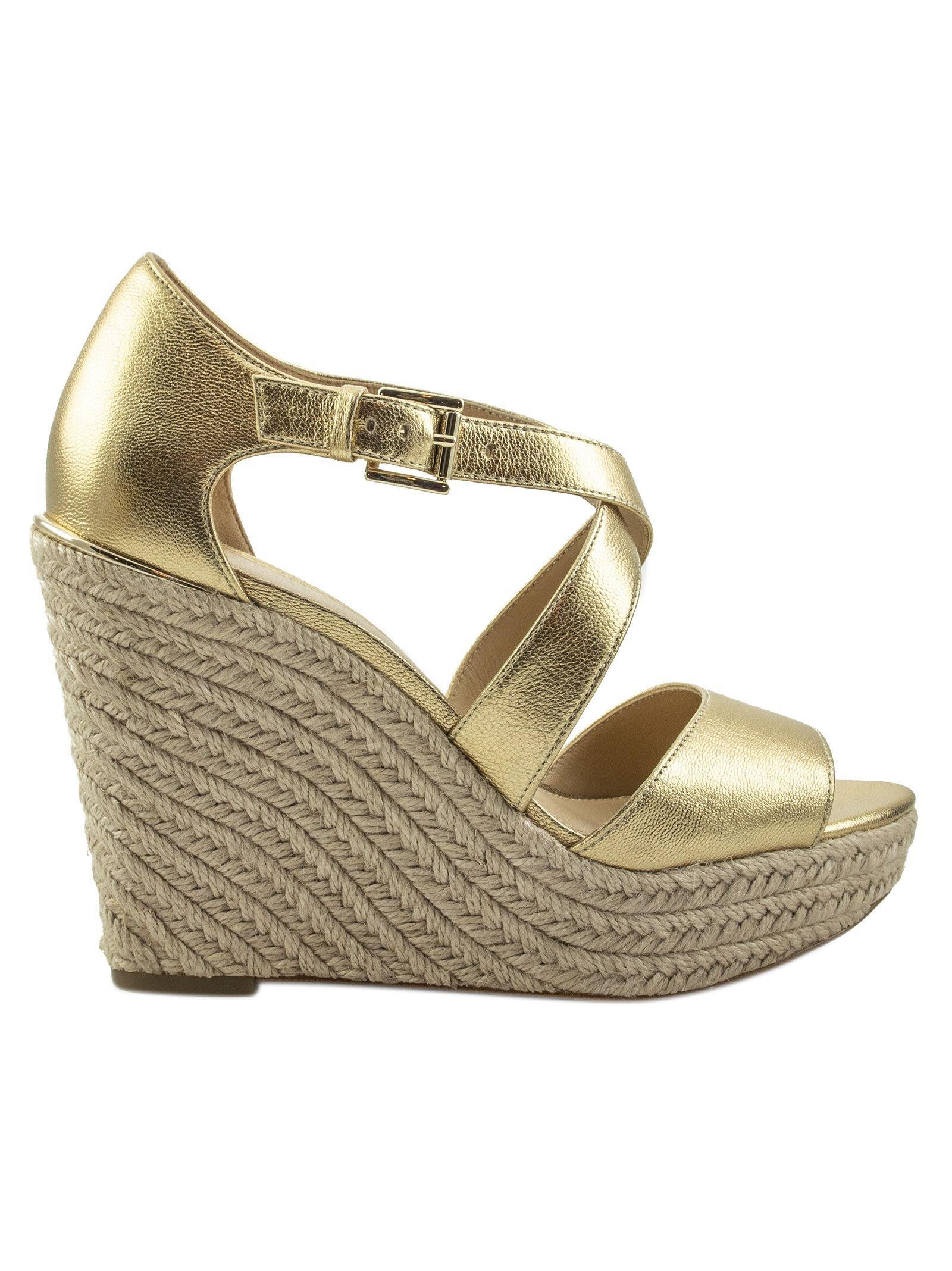 Michael Kors Braided Sandals