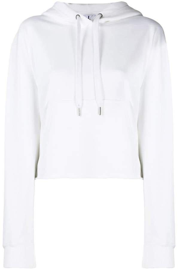 oversized drawstring hoodie