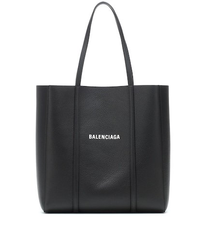 Everyday M leather tote