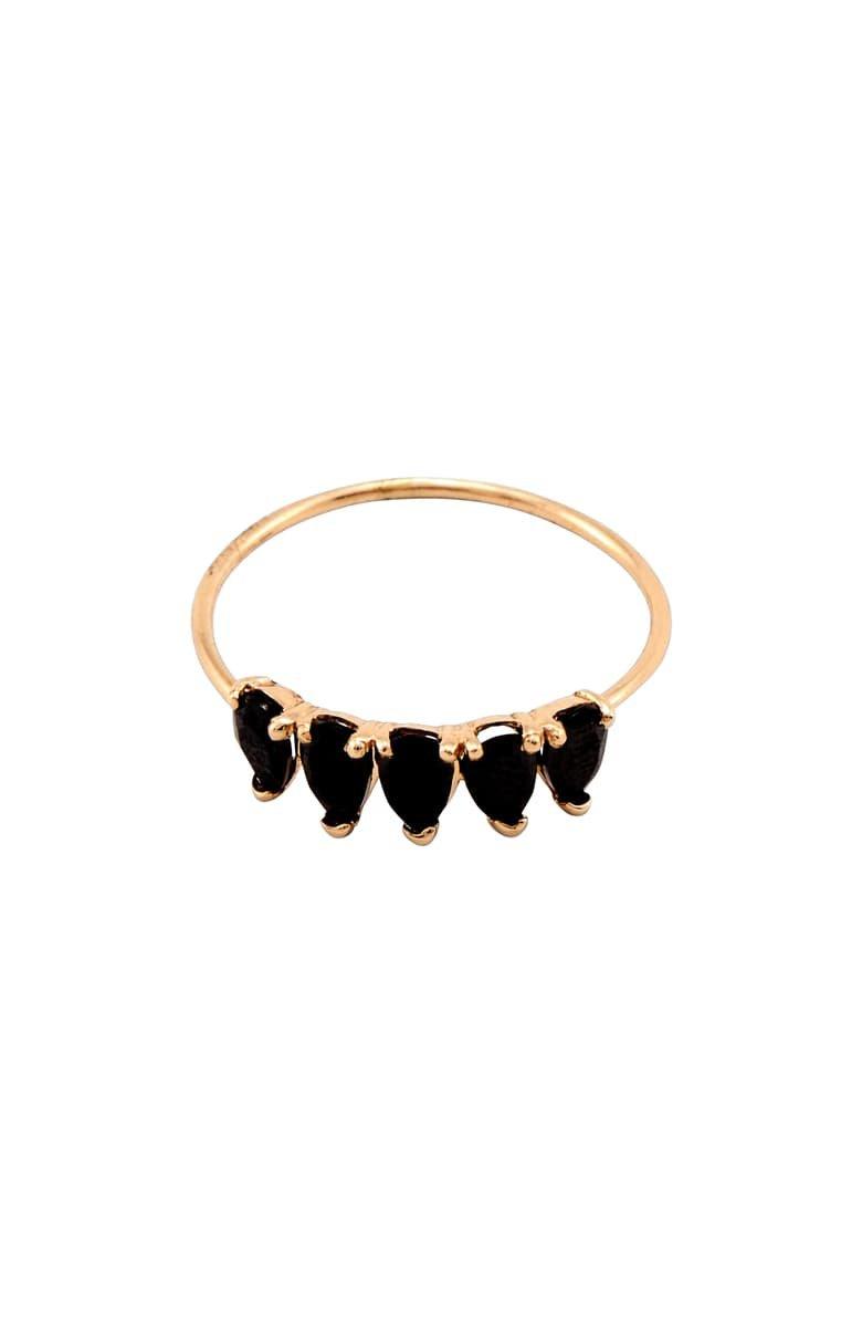 Loren Stewart Black Onyx Stacking Ring | Nordstrom
