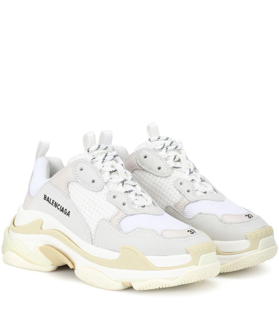 Sneakers Triple S - Balenciaga   mytheresa