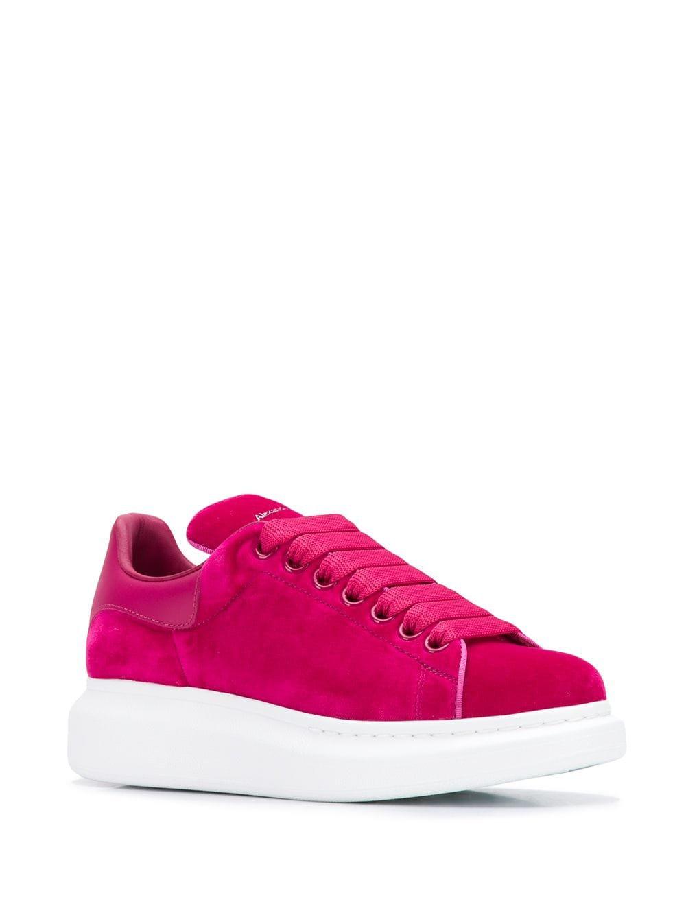 Alexander McQueen Oversized Sneakers - Farfetch
