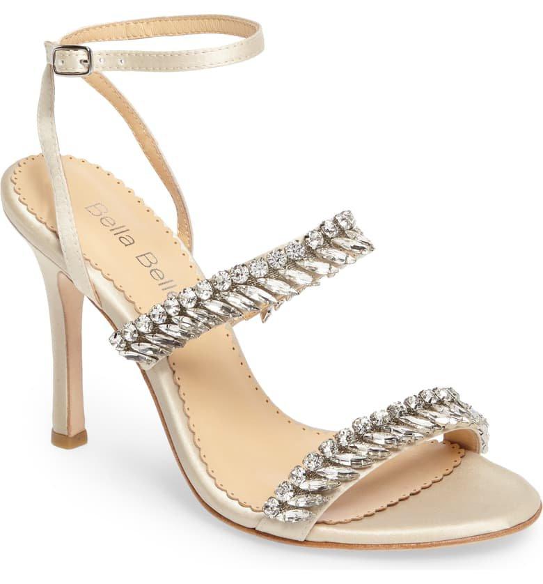 Bella Belle Belinda Embellished Sandal (Women)   Nordstrom