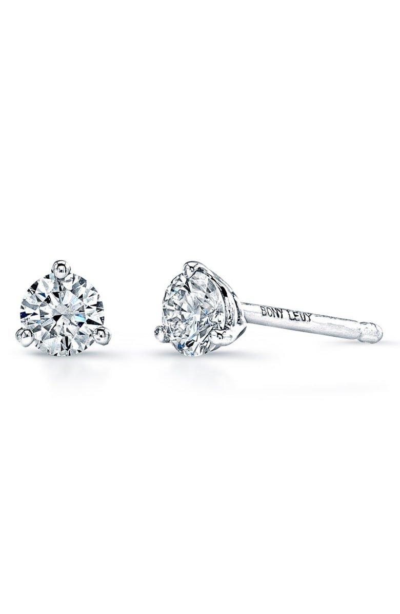 Bony Levy Diamond Stud Earrings (Nordstrom Exclusive)   Nordstrom