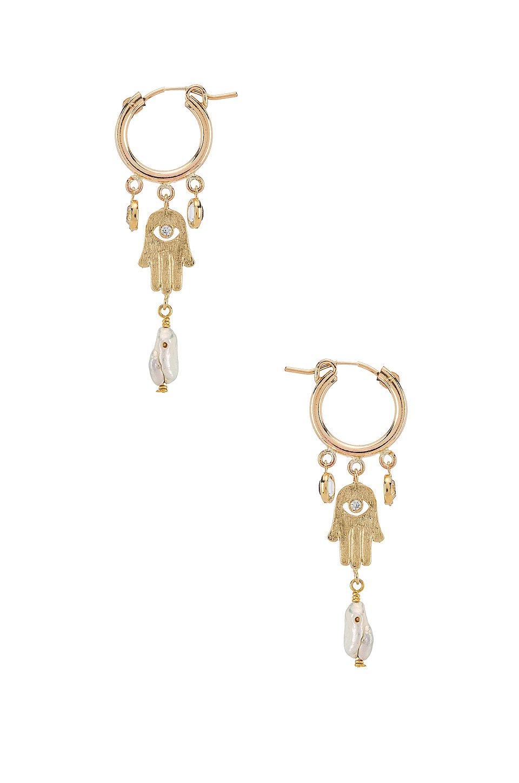 Guardian Earrings