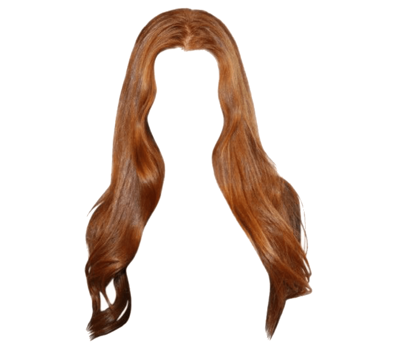 Redhead/Ginger hair png