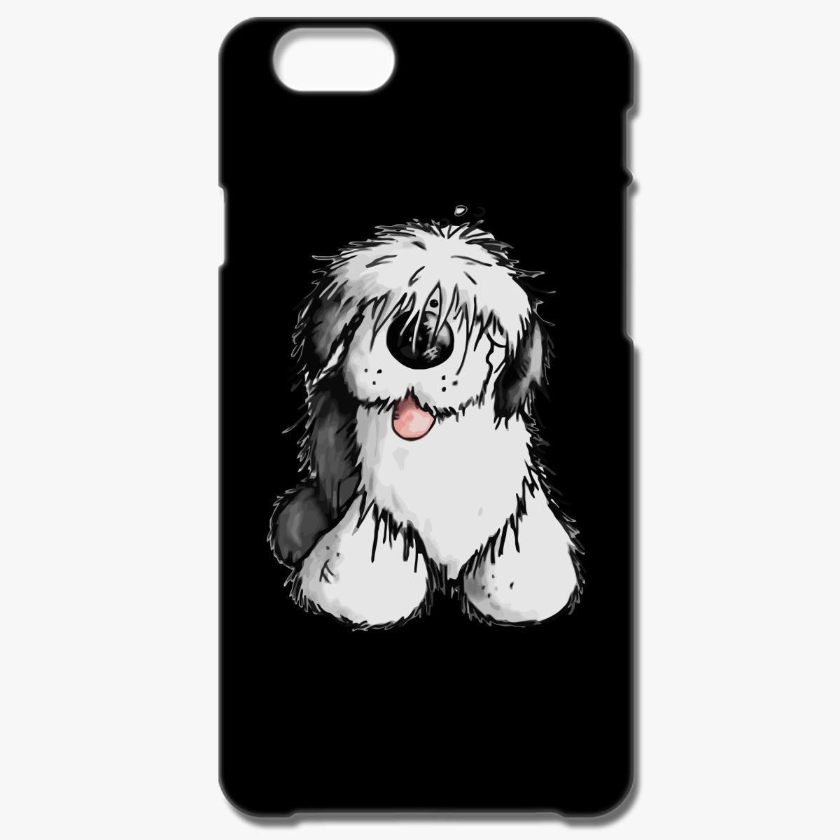Bobbie Old English Sheepdog iPhone 6/6S Case | Customon.com