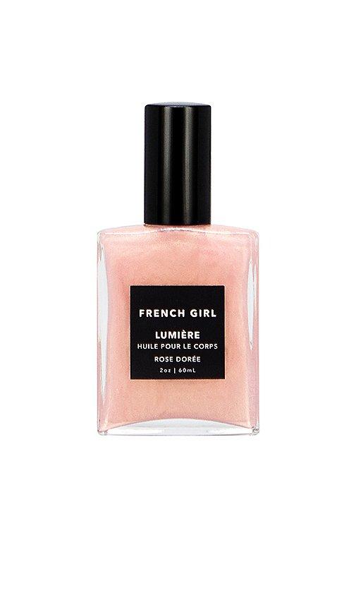 French Girl Lumiere Body Oil in Rose Doree   REVOLVE