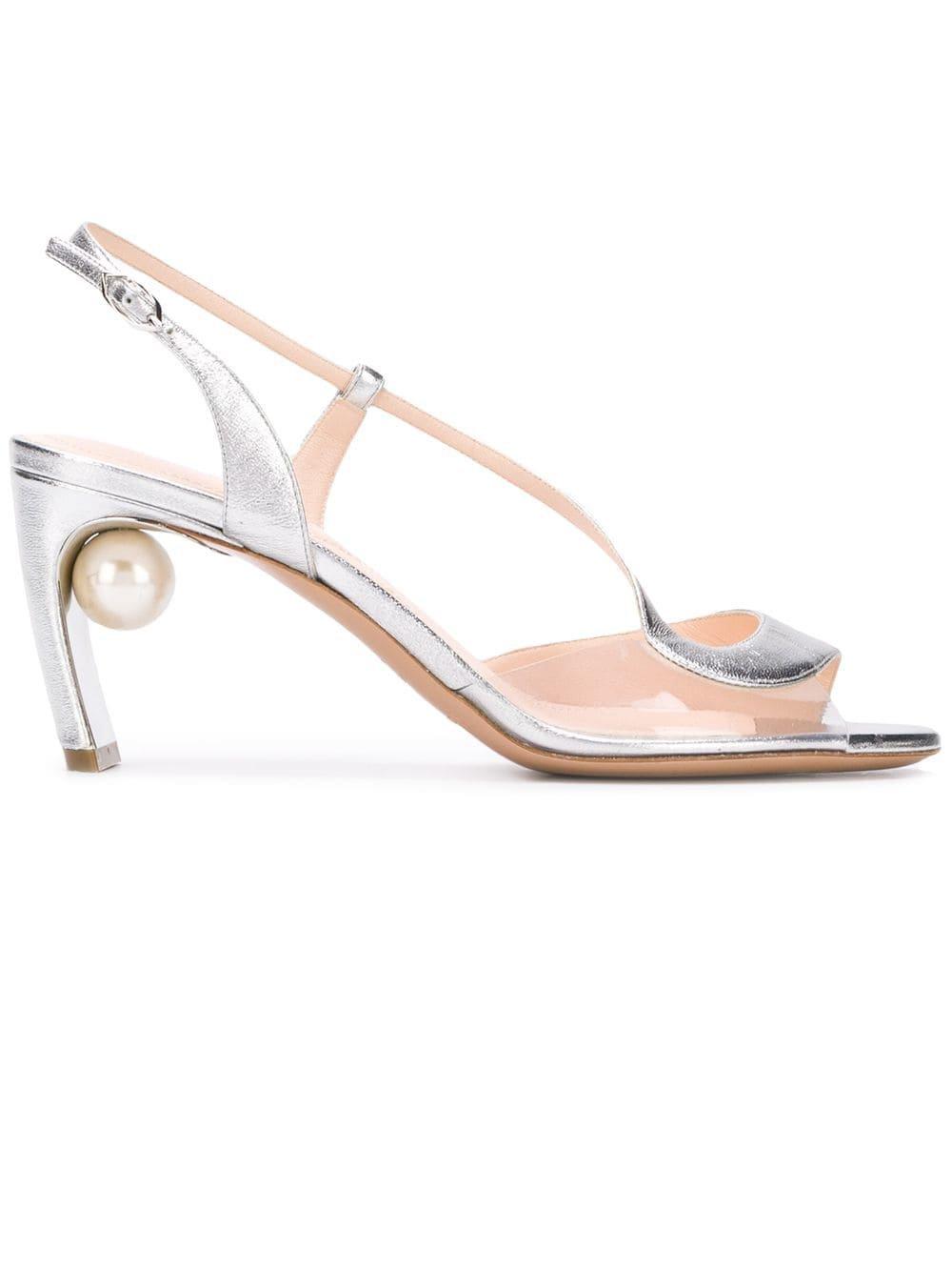 Nicholas Kirkwood Embellished Sandals