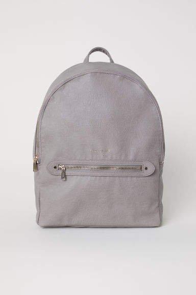 Backpack - Gray