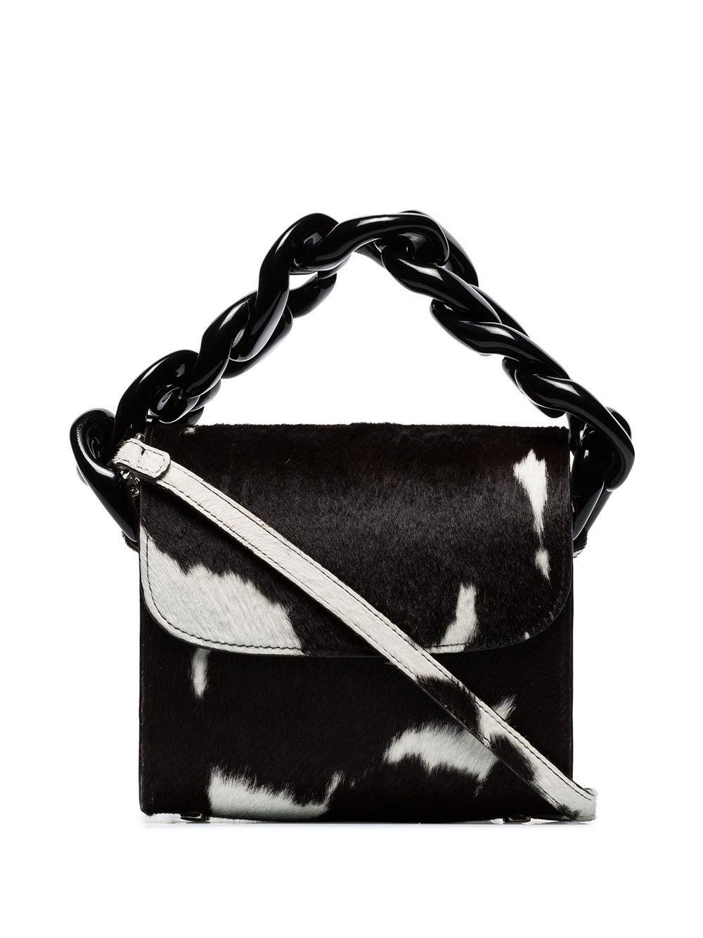 Marques'Almeida Cow Print Shoulder Bag - Farfetch