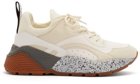 Eclypse Low Top Trainers - Womens - White Multi