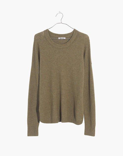 Westlake Pullover Sweater in Coziest Yarn