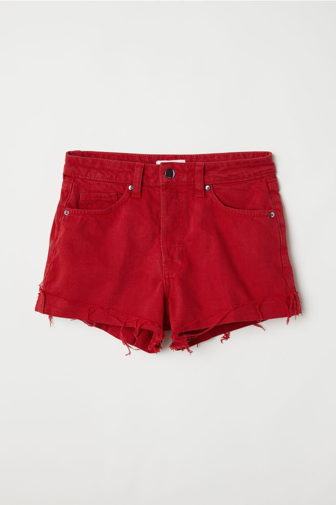 red shorts - Google Search