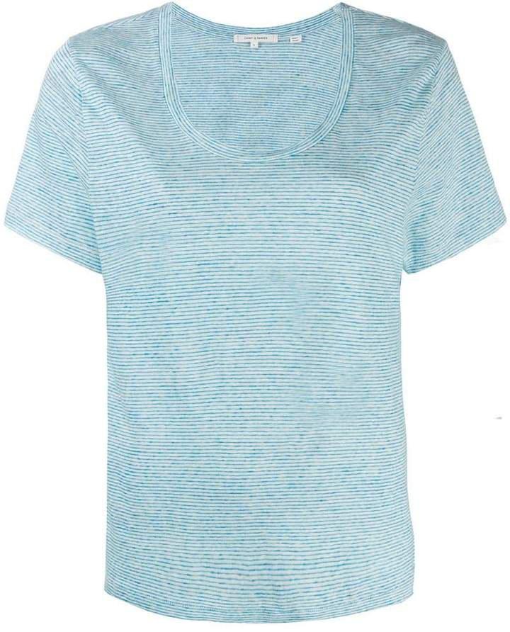 Chinti & striped T-shirt