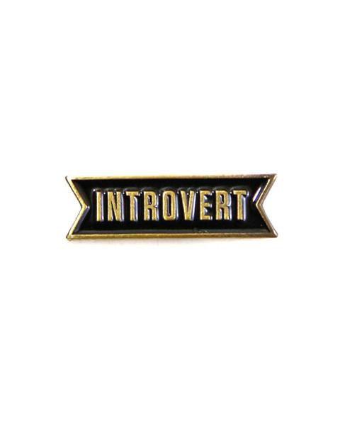 Introvert Pin – Strange Ways