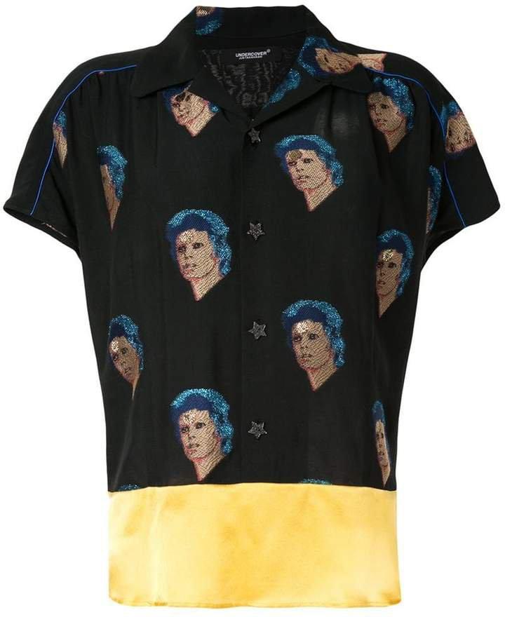 Bowie blouse