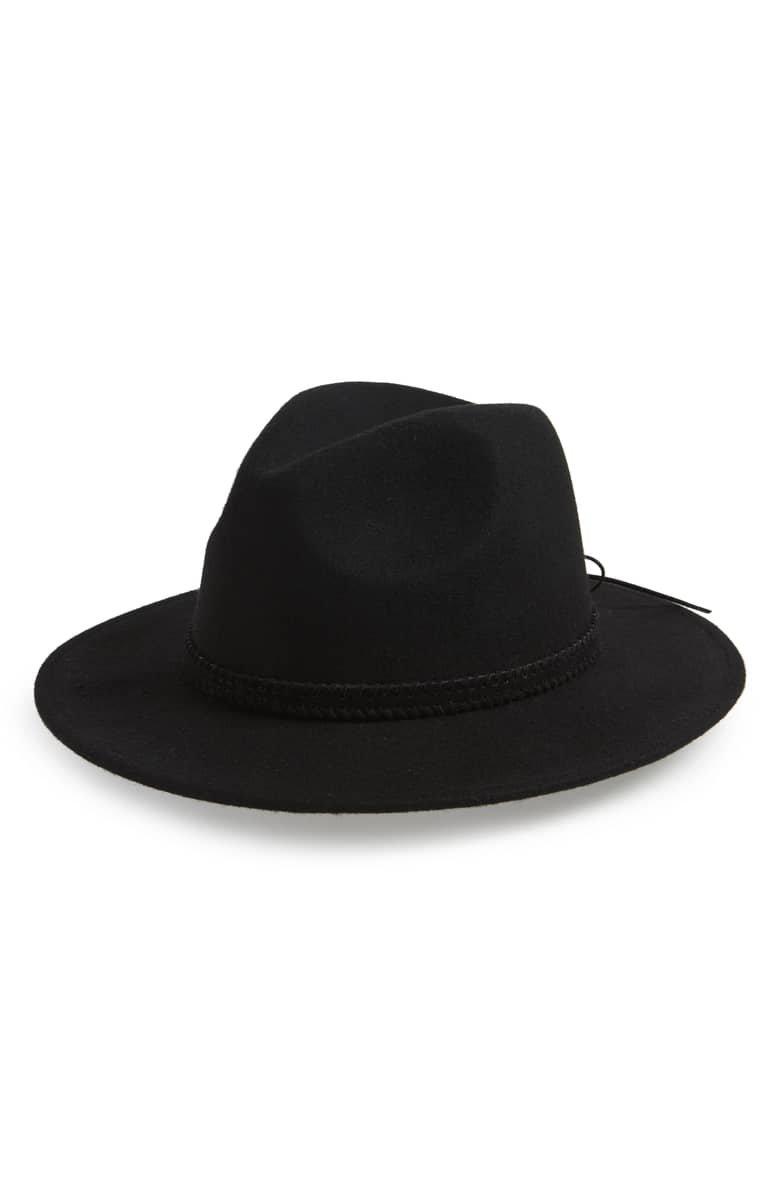 Treasure & Bond Felt Panama Hat | Nordstrom