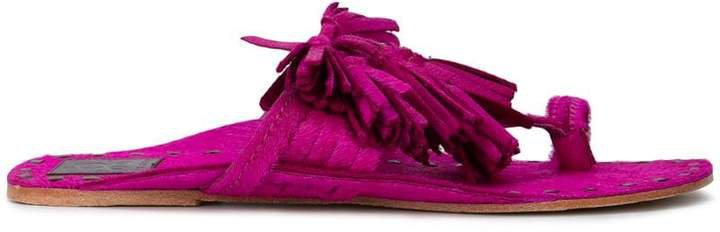 Scaramouche sandals