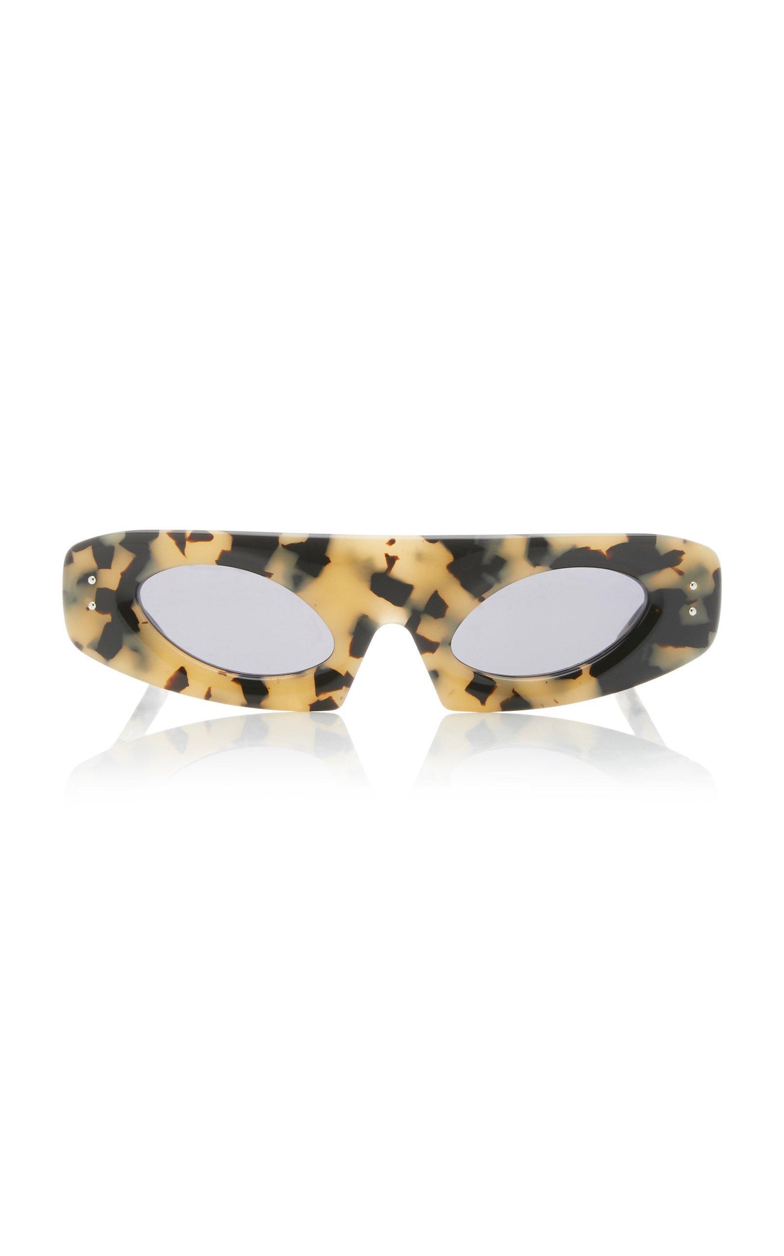 Proenza Schouler Acetate Square-Frame Sunglasses